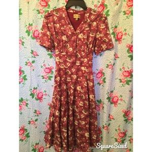 Lindy Bop tea time dress